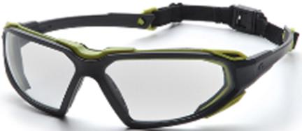 SBB5010DT HIGHLANDER CLEAR SAFETY GLASSES