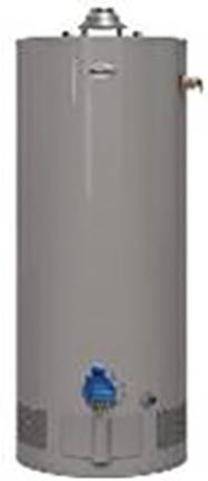 6g50-38f3 Water Heater 6 Yr Tall 50 Gal Nat Gas