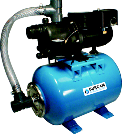 506227P NORYL SHALLOW WELL JET PUMP SYS 3/4 HP