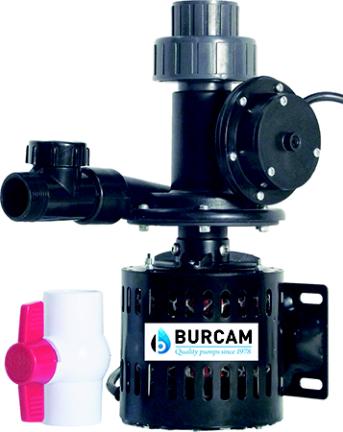 300514W LAUNDRY TUB PUMP AUTOMATIC 1/3 HP