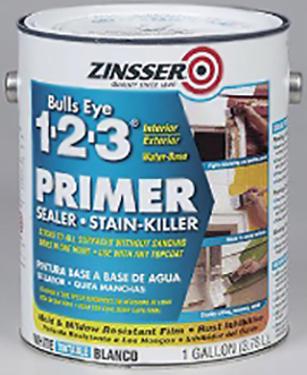 02001 Gal 1-2-3 Bullseye Primer Sealer