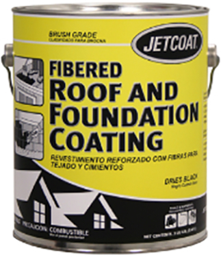 62701 FIBER ROOF   FOUNDATION CTG  GAL