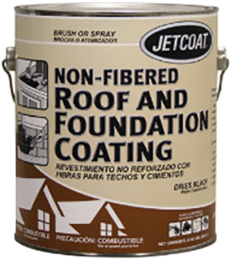 63701 Non Fiber Roof Foundation Gal Products The