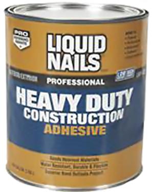 LNP903-QT HEAVY DUTY ADHESIVE