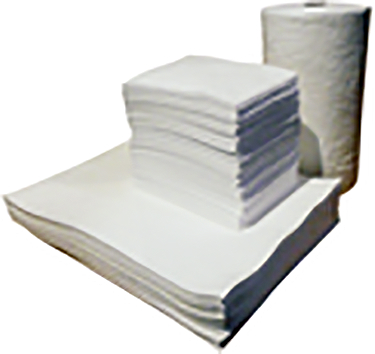 Wm200 Poly Pad 15 In X 18 In White