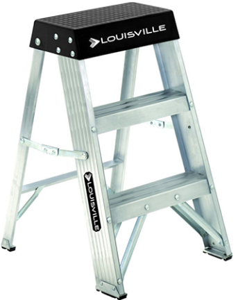 AS3002 2  ALUMINUM STEPLADDER T-IA
