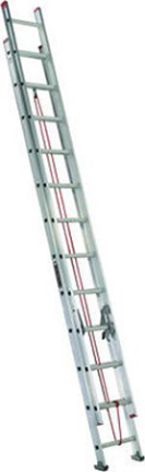L-2324-24 LADDER 24FT  ALUMINUM EXTENSION