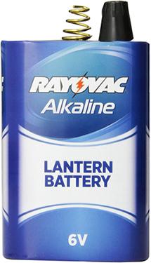 806C 6V MAXIMUM ALKALINE LANTERN BATTERY