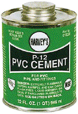 018200-24 PVC CEMENT HEAVY DUTY 4OZ