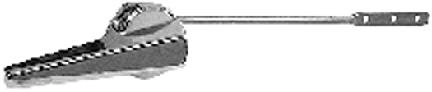 88366 Lever Tank Brass 8 Chrome