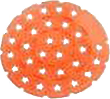 K839-1 URINAL SCREEN ROUND MANGO SCENT