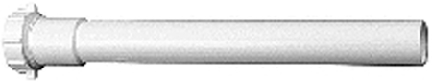 51669 EXT TUBE S/J 1-1/4 X 12 WHITE