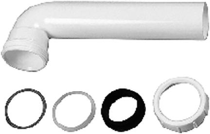 54666 TAILPIECE PVC WASTEKING 1-1/2