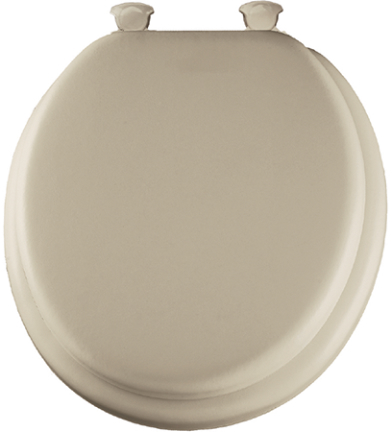 13 006 DEL SOFT-BONE TOILET SEAT