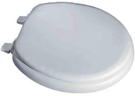 0501067wt Seat Toilet Soft Round White