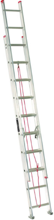 L2324-20 LADDER 20FT ALUMINUM EXTENSION