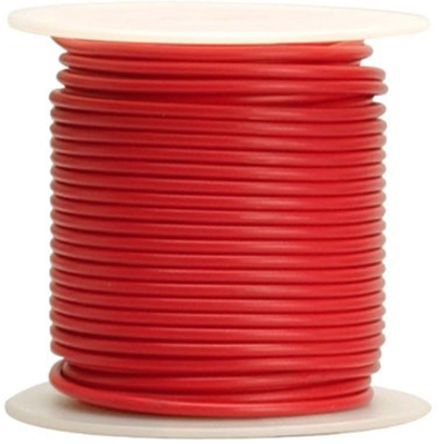 55669123/14-100-16 B WIRE 14g RED 100FT