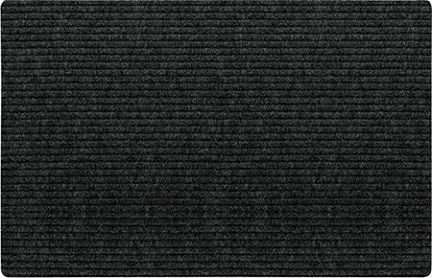MT1000088 MAT CONCORD 22 IN X 36 IN CHARCOAL