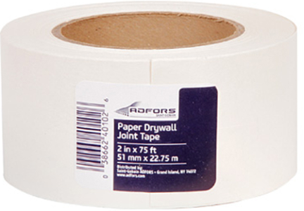 FDW6620-U(50454)DRYWALL PAPER TAPE 2 X75 | Products | The