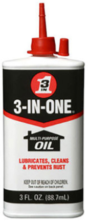 10135 Wd40 Oil 3-in-1 Household  3 Oz