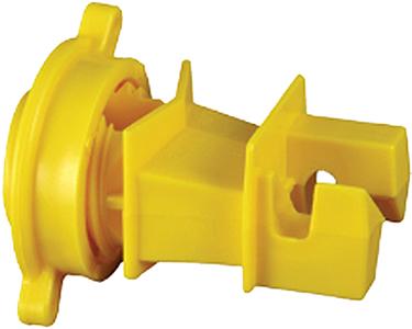 Iry-z Insulator Rod Post Z Yellow 25/bg