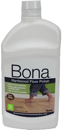 WP500351001  POLISH 32 OZ LOW GLOSS HARDWOOD