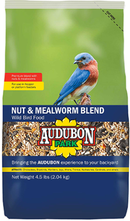 13018 SEED 4.5 LB NUT / MEALWORM