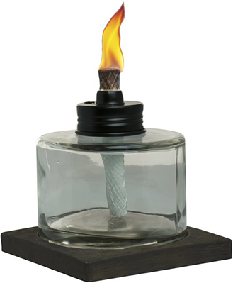 1117025 TORCH 4 IN TABLETOP VOTIVE