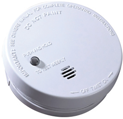 0914 SMOKE DETECTOR MICRO BATTERY WT