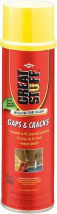 157911 SPRAY FOAM 20 OZ GAPS CRACKS