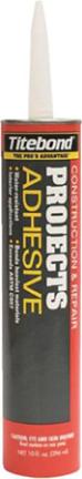 4121 Adhesive 10 Oz Beige Project / Repair