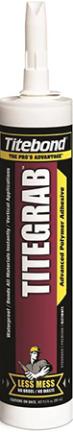 6701 Adhesive 9.5 Oz Ultimate Titegrab