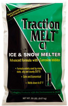 50B-TM 50 POUND BAG TRACTION ICE MELT
