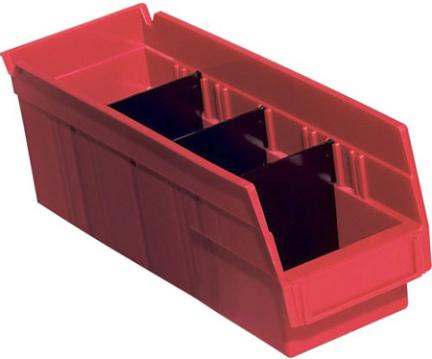 40-130 6  BIN DIVIDERS 24/PK USE W/30-130   30-
