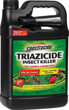 HG10525 TRIAZICDE INSECT  KILLER RTU  GAL