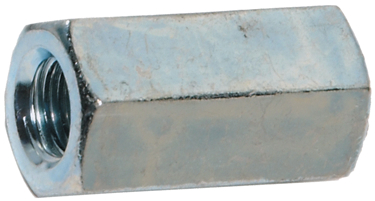 180207 10-24  Zinc Coupling Nuts