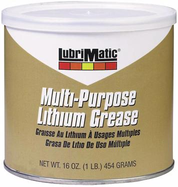 11316  Multi Purp Grease   1lb