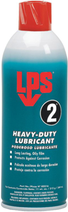 00216 11OZ LPS-2 INDUSTRIAL LUBRICANT