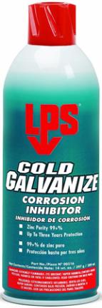 00516 14OZ COLD GALVANIZE CORROSION INHI