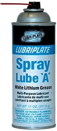 L0034-063 11oz Spray Lube(03463)