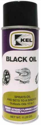 57300 Black Oil To Grease 11.25oz