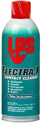 00816 15oz Electra-x Contact Cleaner