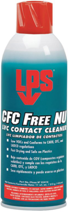 05416 11 Oz Cfc Free Nu Contact Cleaner