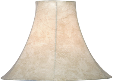 FMSH113-15-TN 15  TAN LAMP SHADE