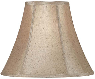 FMSH305-14-GLD 14  GOLD LAMP SHADE
