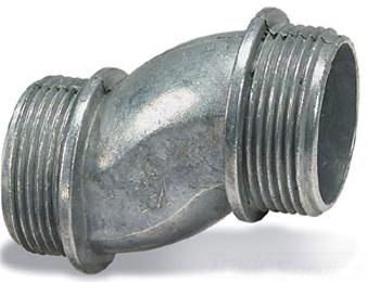 Ho221-1 Off Set Nipple Threaded 1/2