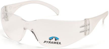 S4110r25 Safety Glasses 2.5 Cl Intruder
