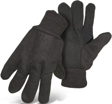 4024 GLOVE POLY COTTON JERSEY