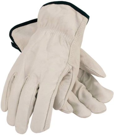 68-105/L GLOVES LEATHER ECONOMY GRADE