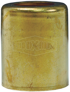 Bfm687 .687x1 Brass Ferr Ule